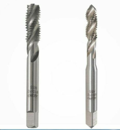 New 1pc Metric Right Spiral Flute Tap M3 x 0.5  H2 HSS Threading Tools