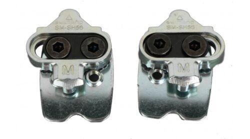 SH56 SPD/spd CLEATS Shimano SM-SH56 Fahrradteile & -komponenten Schuhplatten Mtb Shimano Mod.SM