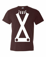 Oompa Loompa T Shirt 100% Cotton Tee By Bmf Apparel