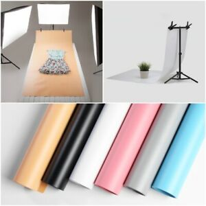 68x130 High Quality Colorful PVC Matte Photographic Background Backdrops Studio