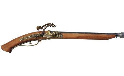imitation Samurai matchlock gun arquebus Tanegashima denix rifle Replica display