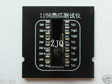 New Laptop Notebook 1156 Fake Loading Board Test Card CPU Socket Tester