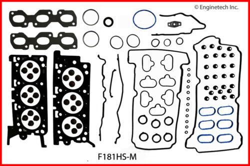 Enginetech F181HS-M Engine Cylinder Head Gasket Set