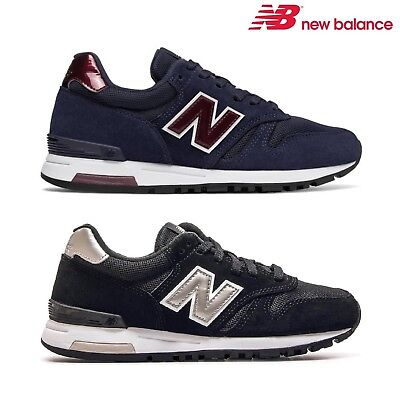new balance 565 nere uomo