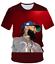 Fashion-Women-Men-3D-Print-Rapper-nipsey-hussle-Casual-T-Shirt-Short-Sleeve-Tops thumbnail 19
