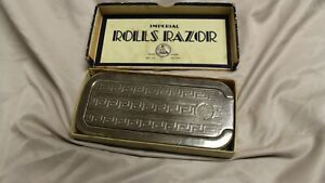 Imperial-Rolls-Razor-Vintage-1927-Model-USED-VERY-GOOD-CONDITION