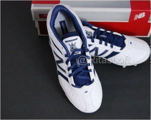Women's New Balance Lacrosse Lo-Cut 5464 Cleat shoes Field Sports WF5464WN