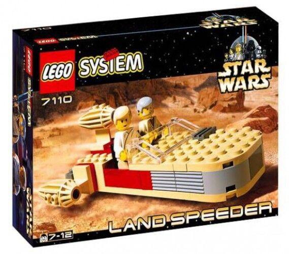 negozio online LEGO Estrella Estrella Estrella Guerras A nuovo Hope lespeeder Set  7110 [nuovo]  si affrettò a vedere