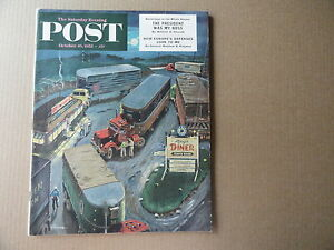Saturday-Evening-Post-Magazine-October-10-1953-Complete