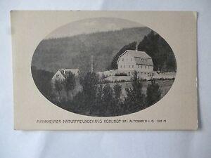 Ansichtskarte-Mannheimer-Naturfreundehaus-Kohlhof-bei-Altenbach-i-O-Nr-590