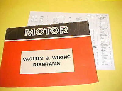1965 1966 1967 1968 1969 Chrysler Imperial Newport 300 Vacuum Wiring Diagrams Ebay
