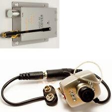 Wireless Mini Spy Nanny Camera Cordless Cam Nightvision Door Cam LED