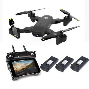 Cooligg-FPV-Wifi-Dual-HD-Camera-RC-Selfie-Drone-Foldable-Quadcopter-4K-1080P-Toy