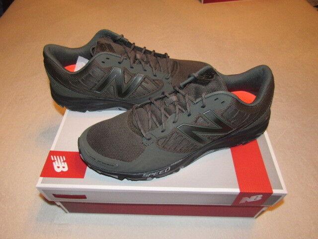 New Zapato Para hombre Responsive 690v2 correr Balance Zapato New Trail Runner Force Verde/Negro 0801bb