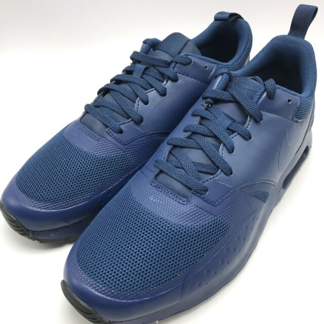 best service 7dbb7 dfc71 Nike Air Max Vision Men s Running Shoes Navy Navy-Navy 918230-401