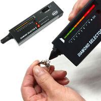 Diamond Selector V2 Portable Diamond Tester With Case & Gemstone Platform
