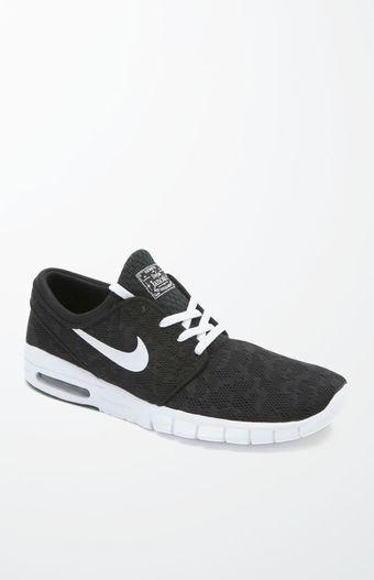 MEN'S GUYS Nike SB Stefan Janoski Max Black & White SHOES SNEAKERS NEW Price reduction Seasonal price cuts, discount benefits