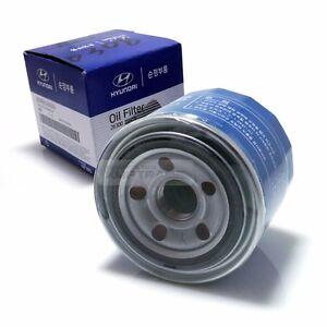 Image Is Loading Oem Gasoline Engine Oil Filter Y 26300 35504