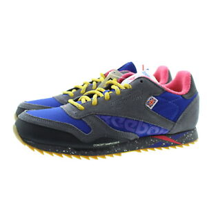 kids Shoes Reebok Classic Leather Ripple III Pre School