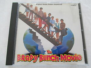 The-Brady-Bunch-Movie-Soundtrack-Milan-CD-no-ifpi