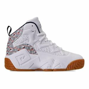Details about Fila Men's MB Haze Hightop Basketball Shoes