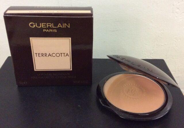 Guerlain Terracotta The Bronzing Powder No. 00 Clair/Light ...