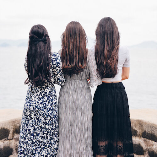 3 smart alternatives to hair extensions if you want the look of long natural hair try growing yours out there are certain tricks you can try to really lengthen your hair including taking a pmusecretfo Gallery