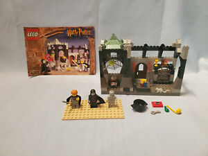 LEGO Harry Potter #4705 Snape's Class - Complete ...