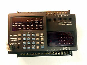 GE-Fanuc-IC610PRG105B-amp-IC609SJR120C-Series-One-Programmers