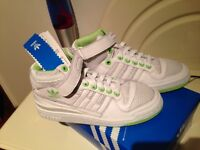 Adidas High Quality Boys Or Girls Boots Shoes Size Us 5 Uk 4.5 Fr 37 1/3