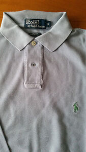 Ralph Longues Manches New Equal To Hommes Pour shirt T Taille Lauren M Polo SxpgwUqE