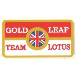 Sticker-LOTUS-GOLD-LEAF-TEAM