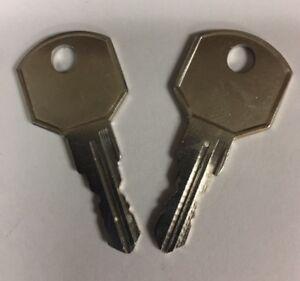 2 Husky Tool Box Keys A01 A20 R601 R620 B01 B05 0001 0010 Home Depot Tool Box Ebay