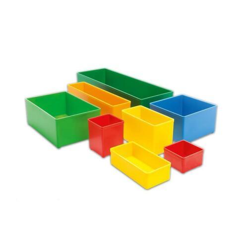 Sortimo Insetbox C3 blau für L-Boxx 102 und i-Boxx Maße B104 x T104 x H63