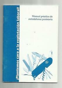 LIBRO-MANUAL-PRACTICO-DE-AUTODEFENSA-PROLETARIA-28-PAGINAS-RARO-UNICO-PARA-VENTA