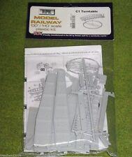 Dapol TURNTABLE 1/76 Scale scenery Kit 00/HO C001