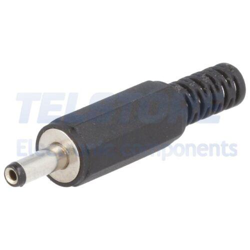 5pcs  Spina di alimentazione DC femmina 3,4//1,3mm 3,4mm 1,3mm 9mm TELSTORE