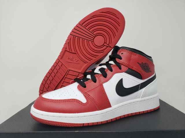 sneakers air jordan 1 mid gs