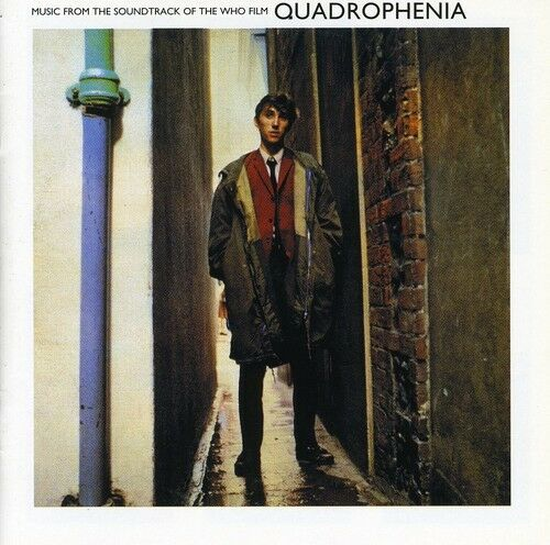 1 of 1 - The Who - Quadrophenia / O.S.T. [New CD] UK - Import