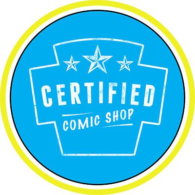 Certified Comic Shop