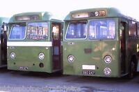 Crosville UKG274 Chester 13/12/75 Bus Photo