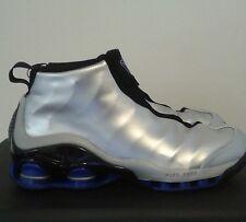 Nike Shox VC 302277-001 Sz.10 Vince Carter Sliver, Black, Royal OG, DS, RARE