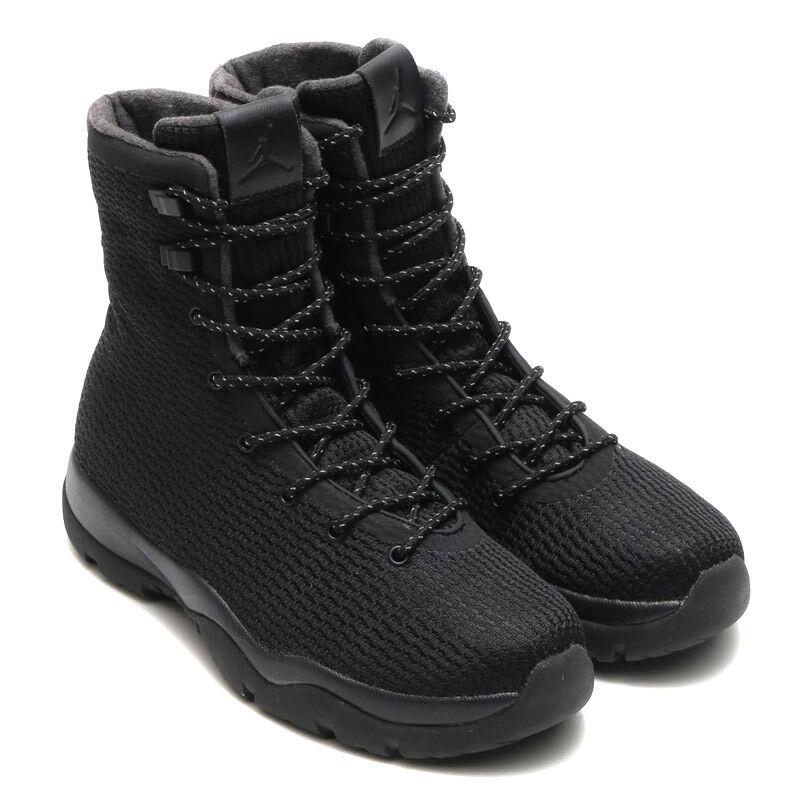 MEN'S JORDAN FUTURE BOOT *854554 - 002* (BLACK / GREY) ASST. SIZES *NEW IN BOX*