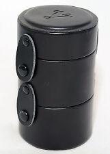 VOIGTLANDER VL-1 Double Case for Lens Viewfinder Heliar 15mm Skopar 21 25 28 35