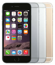 APPLE IPHONE 6 64GB SPACEGRAU, SILBER, GOLD - OHNE VERTRAG - OHNE SIMLOCK