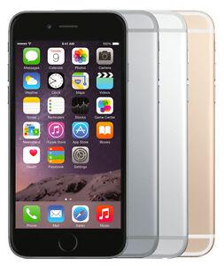 APPLE IPHONE 6 16GB SPACEGRAU, SILBER, GOLD - WIE NEU - OHNE SIMLOCK - WOW