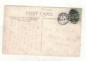 EDW-VII-1909-COLCHESTER-DUPLEX-POSTMARK-PLEASE-SEE-PICTURE