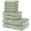 thumbnail 31 - Towel Set 8 Piece Set Bath Towel Hand Towel Washcloth Also in Lot Qute Towels