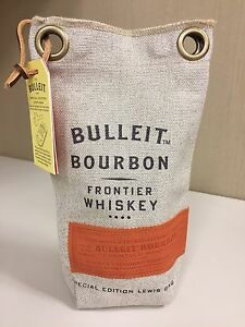 Image Is Loading Bulleit Bourbon Frontier Whiskey Special Edition Ice Crusher