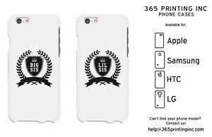 official photos 5247c a22a0 Details about Matching Phone Cases For Sisters - All iPhone, Galaxy S, Note  4, HTC M8, LG G3